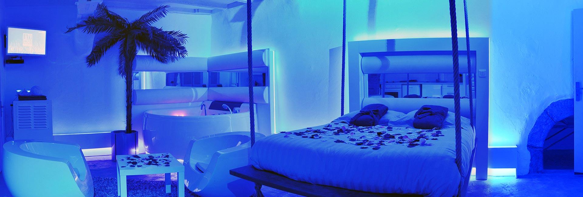 Week end lyon romantique nuit et spa for Nuit en amoureux