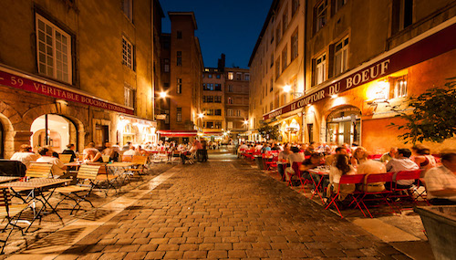 Vieux Lyon - St Jean