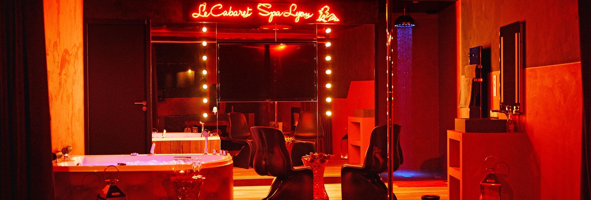 Cabaret Spa  Lyon